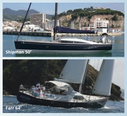 Two fantastic yachts for sale in the Mediterranean